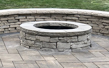 Hardscaping • Firepits
