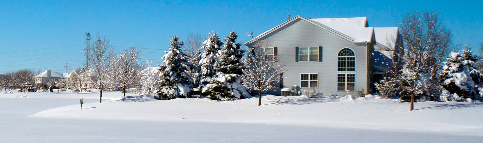snow removal and ice management, commercial, residential show removal services