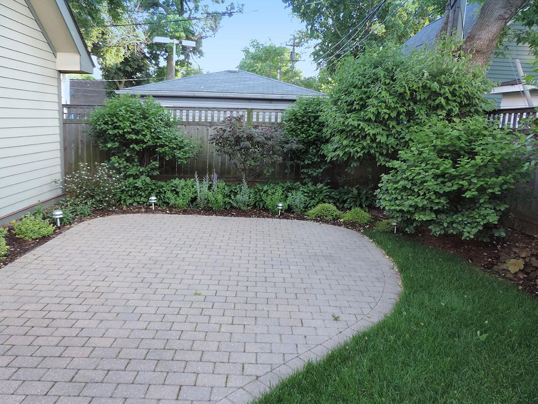 Oak-Park-Backyard-Retreat Landscaping Project