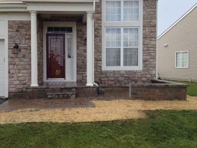 Front Entrance Brick-Patio-Entrance-View