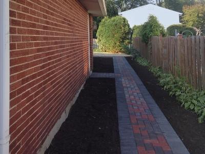 Brick-Paver-Walkway