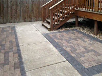 Brick Paver Patio in Chicago Brick Paver Patio