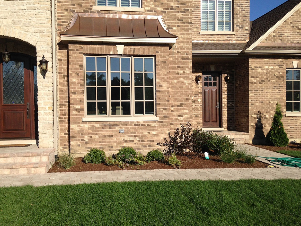Boxwoods,-Ornamental-Grass,-Salvias-and-Purple-Leaf-Sandcherry---New-Construction-in-Northbrook